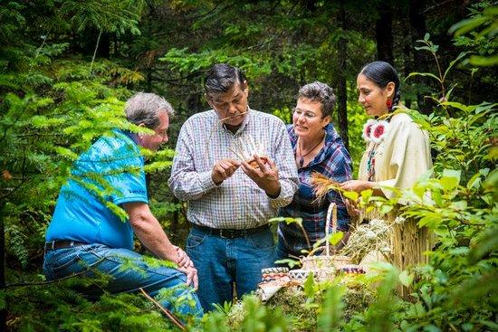 Mi'kmaq Basket Making & Heritage Path Tour