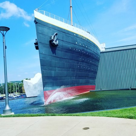Titanic Museum Photo