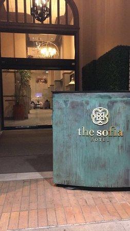 The Sofia Hotel Photo