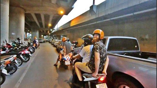 Hidden Bangkok
