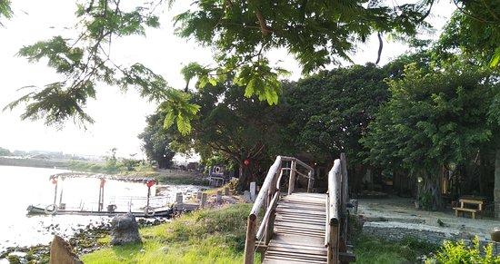 老塘湖藝術坊: 古色古香的場景,彷彿進入另一世界!