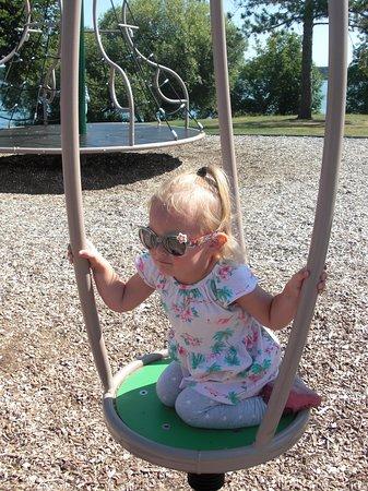Walker City Park: Spinner