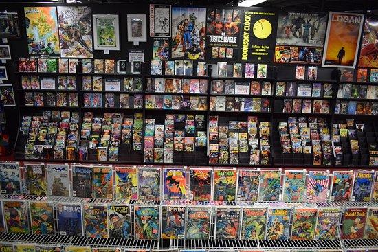 Dave & Adam's: Comics