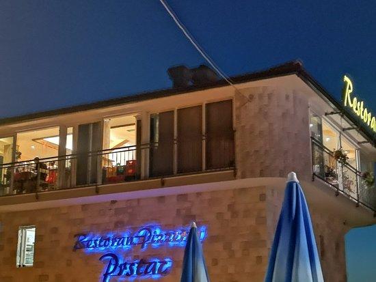 Razanj, Croatia: Prstac Restaurant