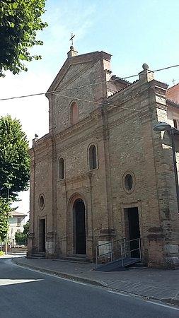 Mercato Saraceno, Italy: Facciata
