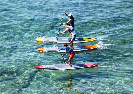 Stand Up Paddle - Societe Nautique La Ciotat