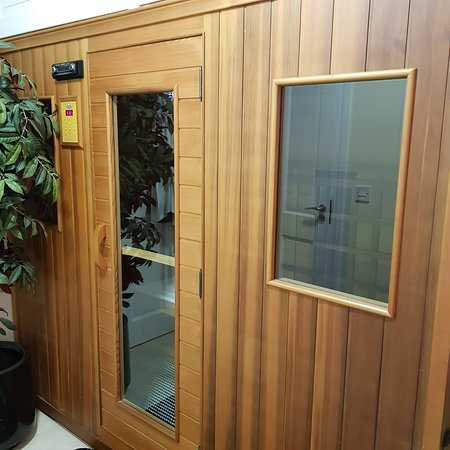 Dun Ard: Our Sauna