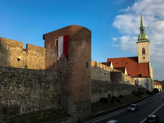 Bratislava City Walls
