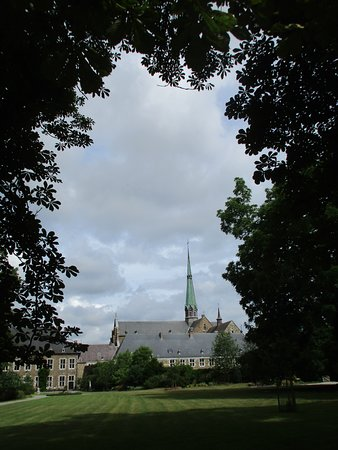 Aubel, Belgique : Natuurlijk panorama
