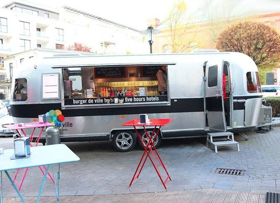 Burger de Ville: Foodtruck