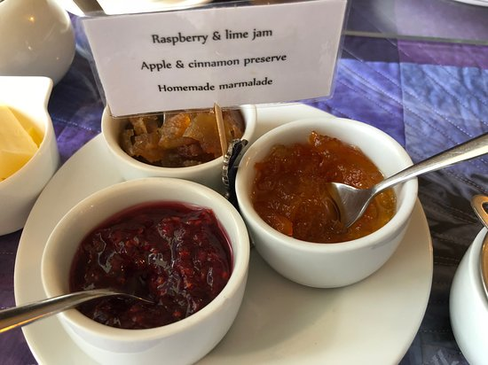 Rockvale Guest House: Home made jams