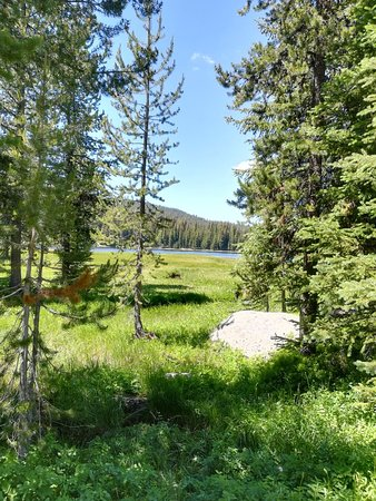 Haines, OR: Anthony Lakes Campground