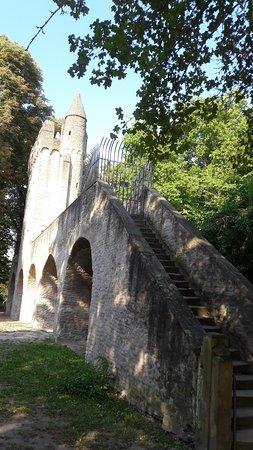 Speyer, Germany: Heidetürmchen hinter dem Speyrer Dom