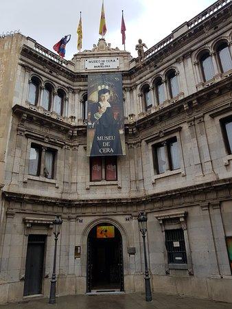 Barcelona Wax Museum: 20180809_103324_large.jpg