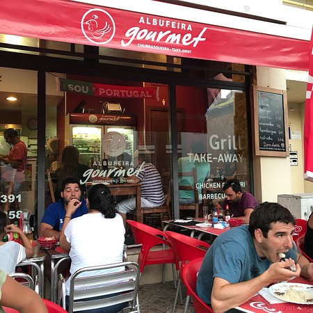 Albufeira Gourmet Churrasqueira Take-Away: Just great food