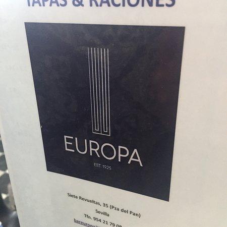 Bar Europa Image