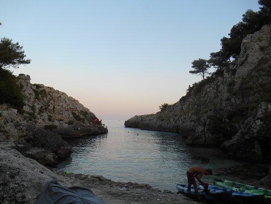 Marittima, Italie : cala1