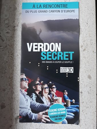 Prospectus Verdon Secret