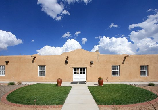 Bernalillo, Nouveau-Mexique : The front door to the Visitor and Event Center