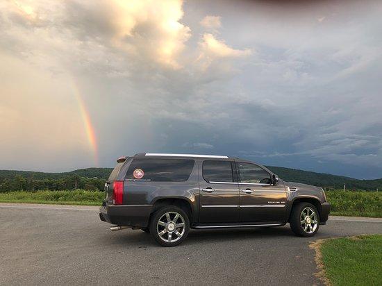 Orange, VA: Calm after the storm!