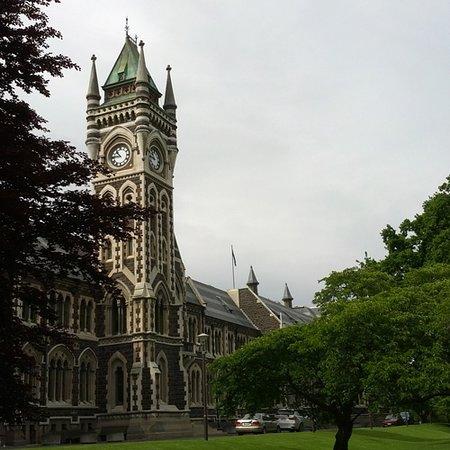 Dunedin, Nouvelle-Zélande : Otago University