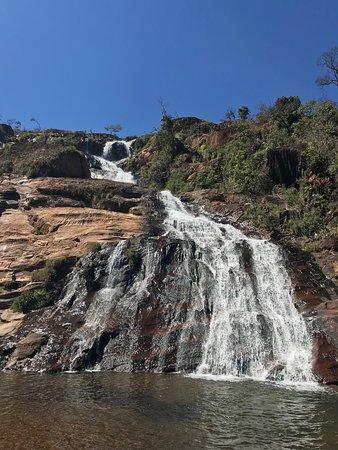 Rio Acima, MG: Cachoeira Chica