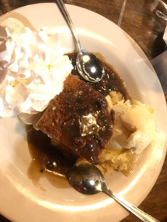 Pinedale, CA: Dave's Award-Winning Bread Pudding