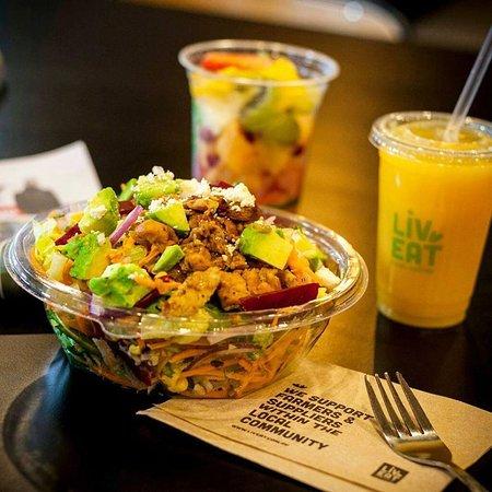 Liv-eat Fresh Eating