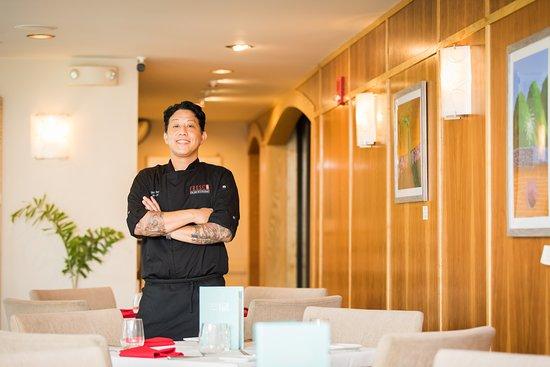 Executive Chef Rodhel Ibay Picture Of Fresco Italian