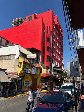 Hotel Cascadas Tijuana Review