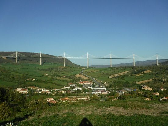 ‪‪Millau‬, فرنسا: A truly magnificent piece of modern engineering construction.‬