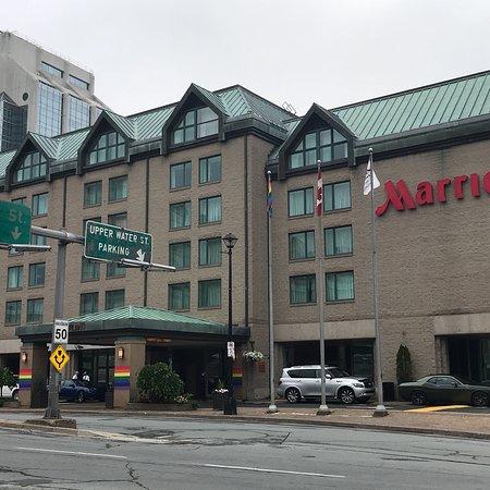 Halifax Marriott Harbourfront Hotel Photo
