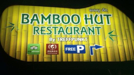 Restaurant Treffpunkt heisst jetzt Bamboo Hut Restaurant by Treffpunkt. Sonst bleibt alles gleic