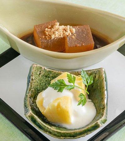 8月 葉月 の5000円料理