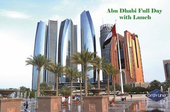 Full Day Abu Dhabi Tour from Dubai...