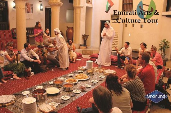 Emirati Art and Cultural Tour From...