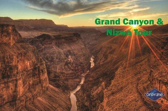 Full-Day Grand Canyon and Nizwa Tour...