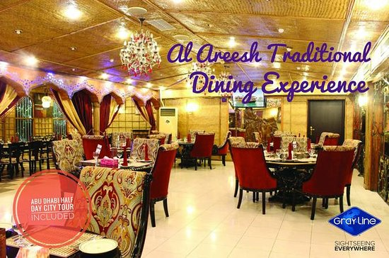 Traditional Dining Experience at Al...