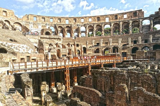 Gladiator's Arena and Colosseum...