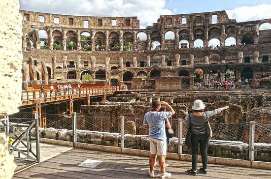 Tour privato di Roma con Piazzole del