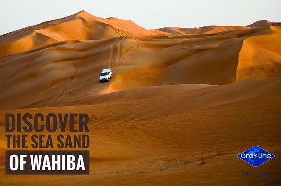 Private Full Day Wahiba Sands and Sur...