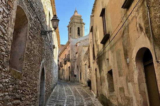 Private Marsala Wine Tour, Erice and...