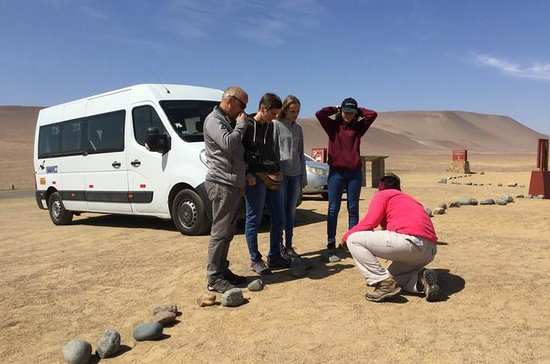 Les lignes de Nazca viennent de Lima