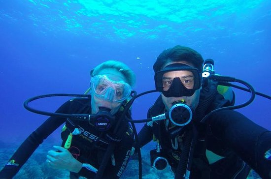 Discover Scuba Diving in Tulum