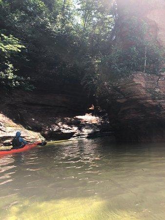 Apostle Islands Kayak Tours Foto