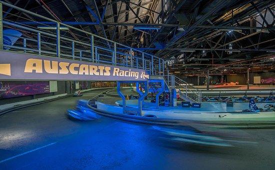 Auscarts Indoor Racing