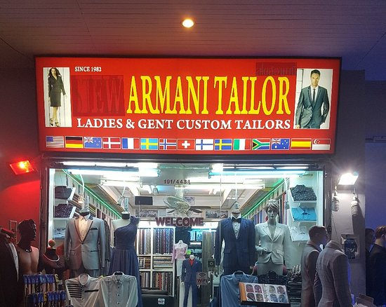 BEST PHUKET PATONG TAILOR SUIT SHOP
