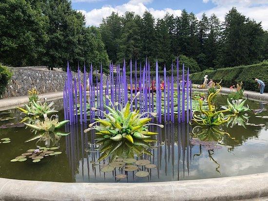 Biltmore: Beautiful gardens