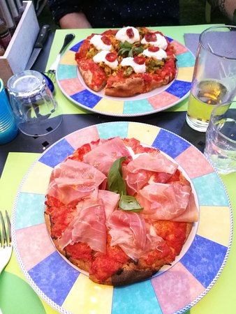 Mozzo, Italie: Giulietta Vintage Pizza