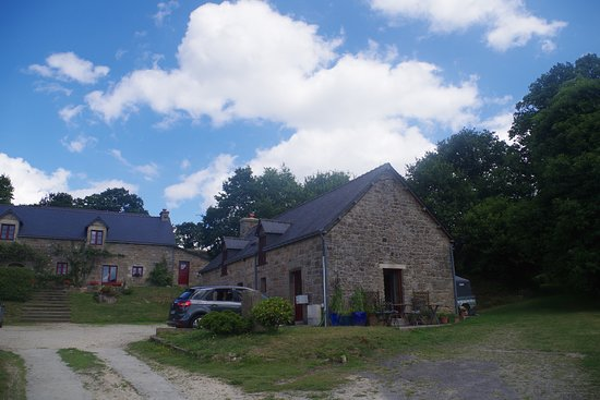Langoelan, France: autre vue du domaine